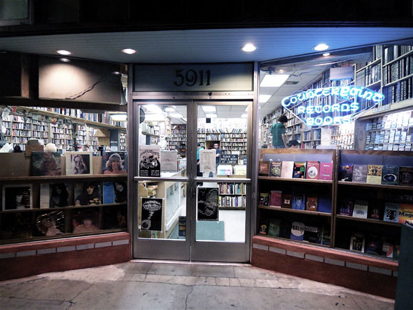 Counterpoint Bookstore